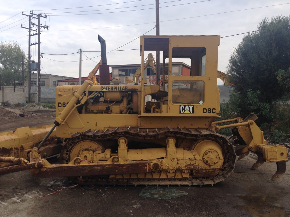 CAT D6C | Gaia - Vournas Bros  - Used Construction Equipment