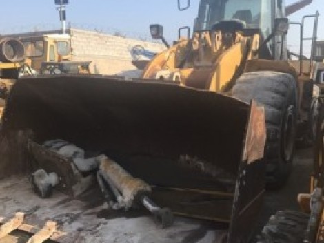 CAT 966H ** PARTS ONLY** - vournas.gr